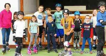 Le Roller-club de Roscoff a repris les entraînements à la salle polyvalente - Le Télégramme
