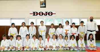 Les cours de judo ont repris, au Dojo Roscoff Santec - Le Télégramme