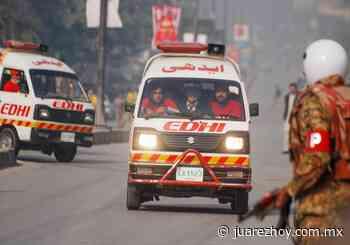 Caída de camioneta de pasajeros en barranco deja a ocho muertos - Hoy