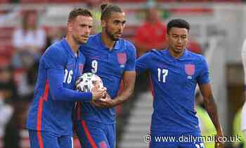 Euro 2020: Calvert-Lewin admits he should not have given Romania penalty to Henderson