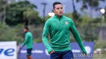 Marlon espera decisão do Fluminense e fala sobre volta: 'Ficaria feliz' - Jornal O Dia
