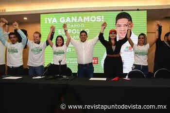 Confirma Manuel Velasco Coello la ventaja de ocho puntos de Ricardo Gallardo - Revista Punto de Vista