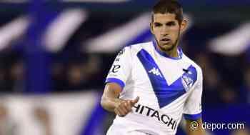 Lo espera Europa: Luis Abram tuvo su última presencia con Vélez Sarsfield - Diario Depor