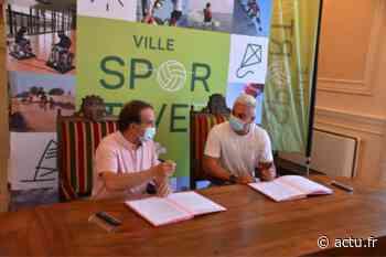 Sport. Mauguio : le rugbyman Arthur Vincent nommé ambassadeur du sport - actu.fr