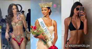 Miss Perú: Maricielo Gamarra y otras reinas peruanas que se quedaron sin corona tras escándalos | FOTOS - El Comercio Perú