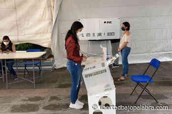 Sin contratiempos, termina la jornada electoral en Coatepec; se reportaron sólo pequeños incidentes - Libertadbajopalabra.com