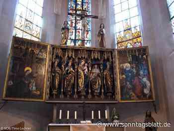 Evangelische Stadtkirche in Hersbruck - Sonntagsblatt
