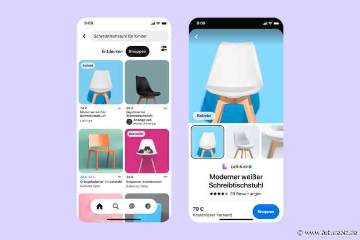 Pinterest Shopping: Von der visuellen Such- zur visuellen Shopping-Maschine