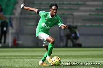 Mercato : Yvan Neyou désire poursuivre l'aventure avec l'AS Saint-Étienne | Africa Foot United - AFRICA FOOT UNITED