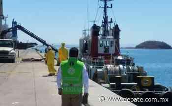 Reportan tambo con supuestos cuerpos humanos en su interior en la costa de Guaymas - Debate