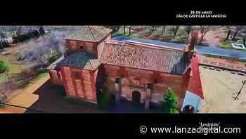 El santuario de la patrona rabanera, en el spot con que los canales de ATRESMEDIA felicitan el día de Castilla-La Mancha - Lanza Digital