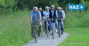 Radfahrer treffen sich jeden Donnerstag zu gemeinsamen Touren - Hannoversche Allgemeine