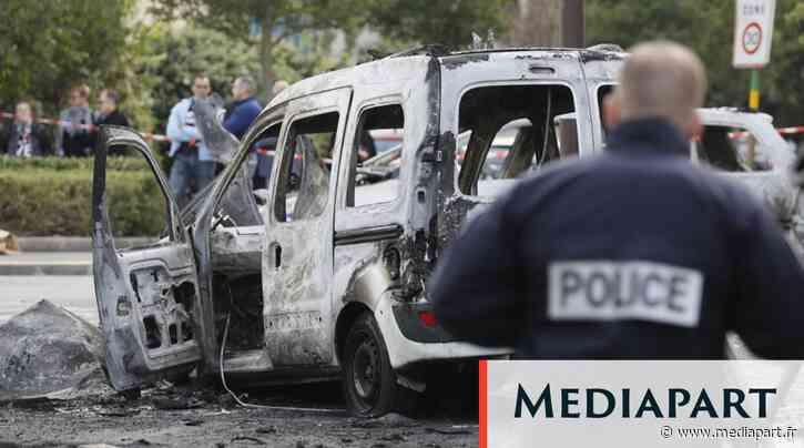 Viry-Châtillon : la contre-offensive mensongère des policiers - Mediapart