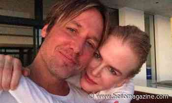 Nicole Kidman sparks reaction with bittersweet tribute to husband Keith Urban - HELLO!