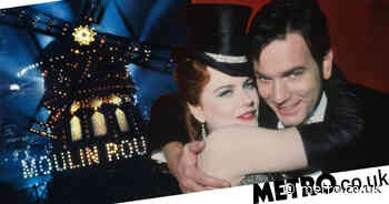 Nicole Kidman joins stars celebrating Moulin Rouge! as musical turns 20 - Metro.co.uk