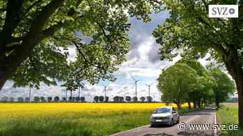 Zwischen Neuburg und Parchim: Das Parchimer Land leuchtet in Gelb und Grün | svz.de - svz – Schweriner Volkszeitung