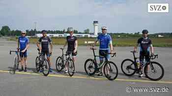 Airport-Race Parchim: Radkriterium auf dem Rollfeld startet Ende Juni | svz.de - svz – Schweriner Volkszeitung