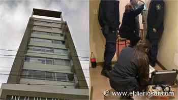 Desvalijaron tres pisos de un edificio en pleno centro de Banfield - El Diario Sur