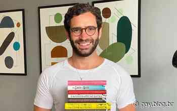 Suzano promove live sobre diversidade e literatura com Pedro Pacífico - gay.blog.br