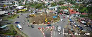 Obras cerrarán tránsito vehicular por rotonda de Betania durante tres meses - La Nación Costa Rica