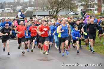 Sussex runners can enjoy parkruns once more