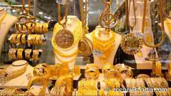 Gold Price Today, 08 June 2021: Gold prices decline again, check rates in other metro cities