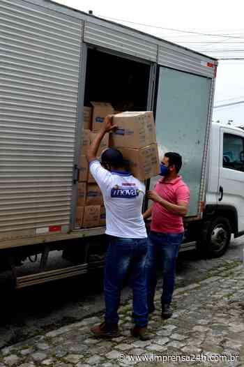 Prefeitura de Aracaju realiza distribuição de EPIs para alunos da rede municipal de ensino - https://www.imprensa24h.com.br/