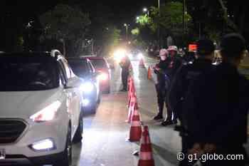 Onze acidentes de trânsito foram registrados em Aracaju durante Operação Corpus Christi - G1