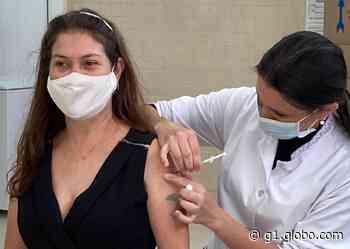 Ponta Grossa divulga calendário de vacinação contra Covid-19 até sexta-feira (11); veja cronograma - G1