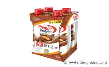 Premier Protein releases Chocolate Peanut Butter shake