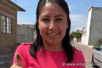 Emite voto Leticia Téllez en Ixtenco | e-consulta.com Tlaxcala2021 - e-Tlaxcala Periódico Digital de Tlaxcala
