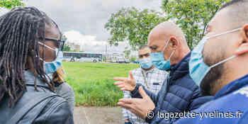 Mantes-la-Ville - À Mantes-U, les riverains attendent école et aires de jeux | La Gazette en Yvelines - La Gazette en Yvelines