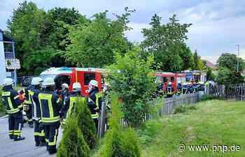 Schwelbrand in Asbacher Wohnhaus - Passauer Neue Presse