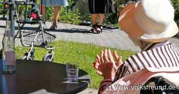 Corona: Janina Jungbluth und Selina Dohr singen für Senioren in Morbach - Trierischer Volksfreund