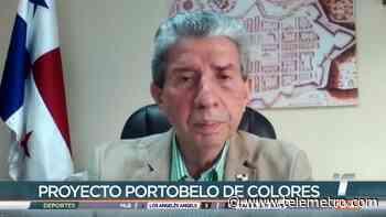 Explican en qué consiste el proyecto Portobelo de Colores - Telemetro