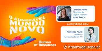 Admirável Mundo Novo: Catarina Horta entrevista Fernando Alvim - Diário Digital