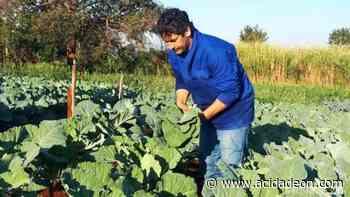 Horta do Assentamento Bela Vista doa 60 quilos de hortaliças - ACidade ON