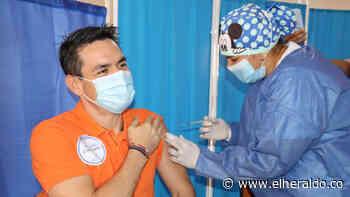 Más de 3 mil docentes han sido vacunados en Montería - El Heraldo (Colombia)