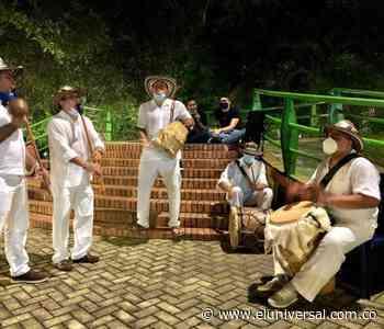 Grupos musicales se tomaron los parques de Montería - El Universal - Colombia