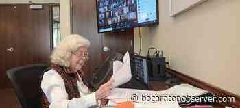 "The ""Jewish Oprah"" Of The Levis JCC - The Boca Raton Observer"