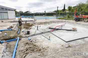 Castanet-Tolosan. Un nouvel espace de jeux aquatiques pour les enfants cet été à la piscine municipale - La Voix du Midi Lauragais
