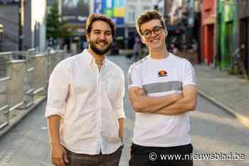 Studenten lanceren vliegende discobar: luchtballon met dj aan boord