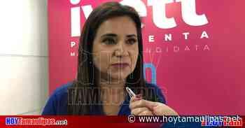 Tamaulipas Reconoce derrota Ivette Bermea en Matamoros - Hoy Tamaulipas