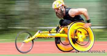 Behindertensport - Thomas Geierspichler gewann EM-Gold über 400 m   krone.at - Krone.at