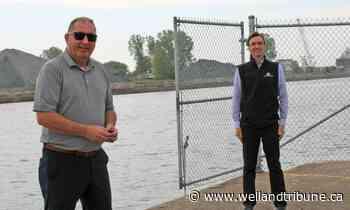 Buy-in needed to make Port Colborne cruise ship project a success: Steele - WellandTribune.ca