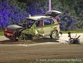 Head-on collision in Port Colborne results in minor injuries - StCatharinesStandard.ca