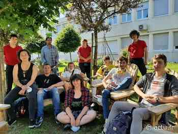 Jura. A Moirans-en-Montagne, 10 étudiants de la cité P. Vernotte représenteront la Région à Bruxelles - actu.fr