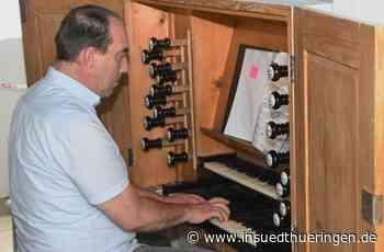 Berühmte Orgelbauer - Musik zu einem 325. Geburtstag - inSüdthüringen