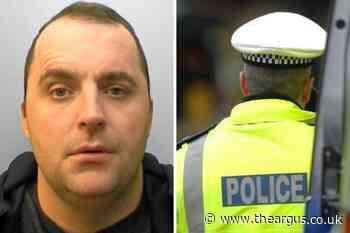 Police in Brighton and Hove hunting kidnapper Clark Walker