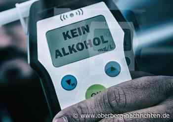 Alkohol am Steuer - mehrere Führerscheine im OBK am Wochenende einkassiert | Engelskirchen Nachrichten - Oberberg Nachrichten | Am Puls der Heimat.